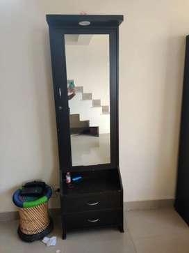 Dressing Table, Mirror, Full Mirror, drawer