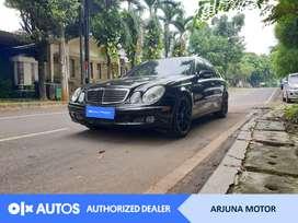 [OLXAutos] Mercedes Benz E-280 2006 2.8 A/T Bensin Hitam #Arjuna Motor