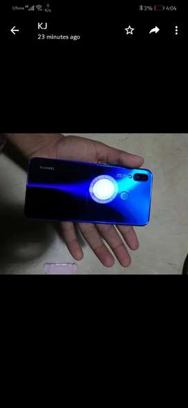 HUAWEI NOVA 3i 10/10 condition PTA APPROVED.100% PERFECT.SCRATCH LESS