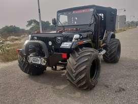 Jeep's modified thar type willyz