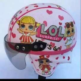 Helm Anak BOGO Karakter