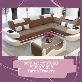 Brand new L shape 8 seater springless sofa avilable