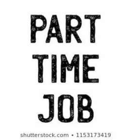 Part time jobs for all