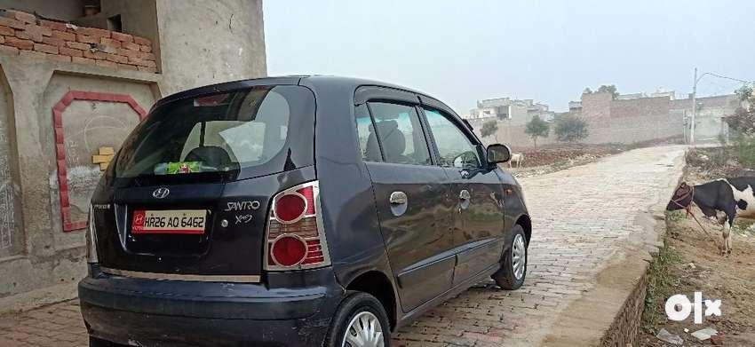 Hyundai Santro Xing XL eRLX - Euro III, 2008, Petrol 0