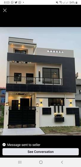 5 Marla new House For Rent at River Garden Housing GT Road Gujrat