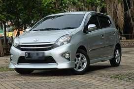 Toyota Agya TRD Dp 10jt bisa TT Nmax pcx 2017 | 2014 | 2016