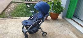 Stroller babyelle simple kuat elegan