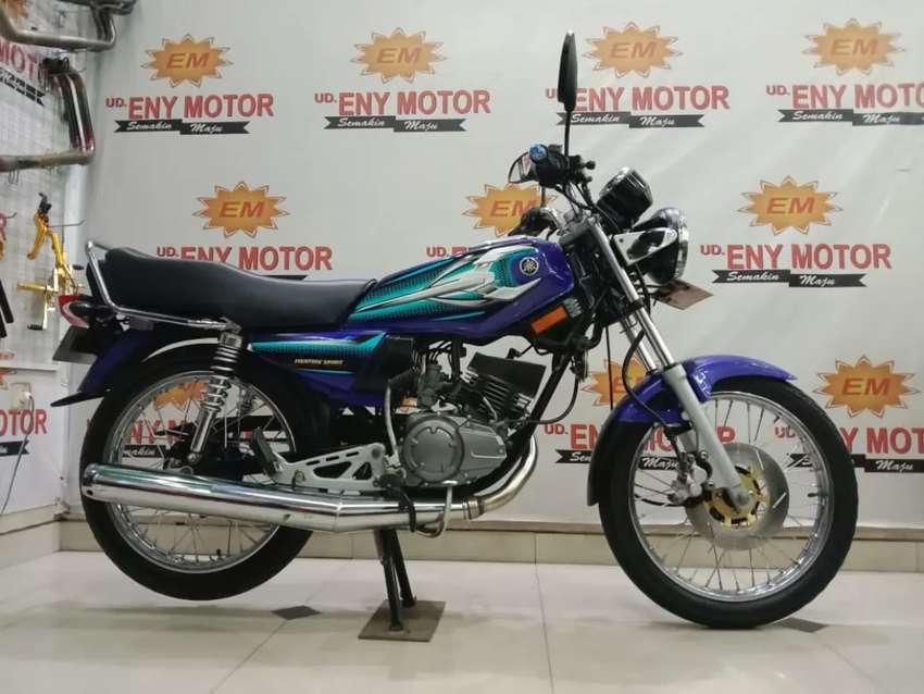 07.barang istimewa YAMAHA RX king peredam 2007 ENY MOTOR