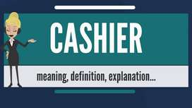 Required cashier at Raipur Airport