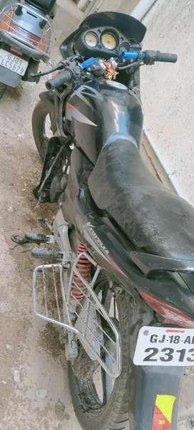 Karizma bike mint condition only 22000
