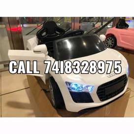 BRAND new KIDS REAL AUDI CAR ELECTRIC BATTERY OPERATED