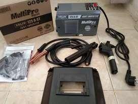 Mesin Las Multipro 450W Solid 125 A-ST (Kirim Ketempat)