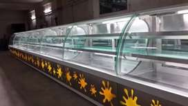 Imported Glass Counter