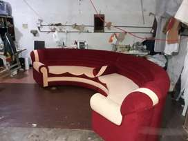 New model sofa sets available. Starting @19700/-. Free home delivery