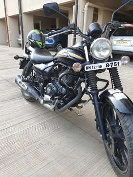Excellent condition Bajaj avenger for sale- just serviced