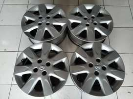 Velg mobil Nissan march Ring 15 pcd 4x100