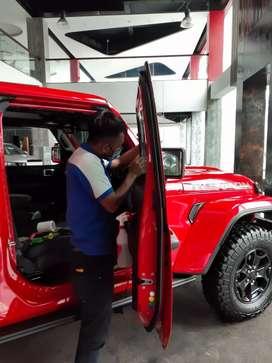 Kaca film mobil kantor Jakarta selatan
