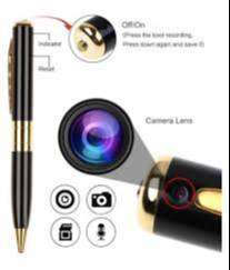 32GB Full HD Spy Pen Audio Video New Recording Camera Available New