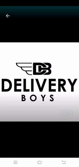 Delivery job's any products gifts parcel food etc. Fixed salary job w