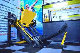 Gym equipments supply all over India