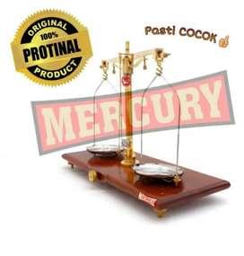 1 Neraca Obat/Neraca Gram/Timbangan Obat 500 gr MERCURY