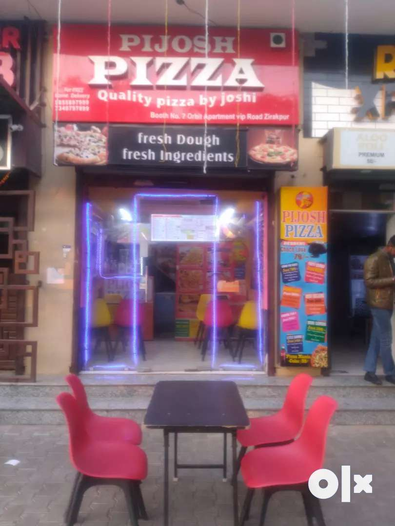 Staff required for pizza making & Delivery