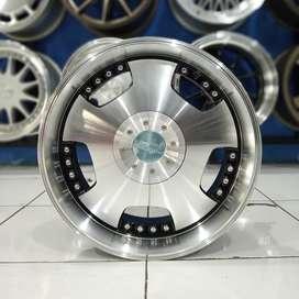 Jual Velg Mobil Avanza, Yaris dll Type DH HSR Wheel Ring 16X7 BMF H8