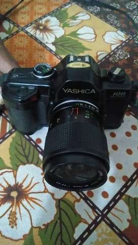 vintage professional yashica 108 made in Japan