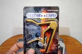 Capo Gitar untuk Akustik dan Elektrik