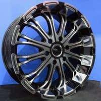 Promo jual velg mobil Pajero Sport Fortuner HSR BLUEGRAIN R20X9 6x139,