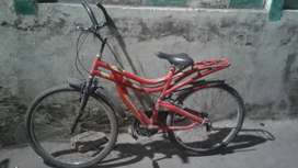 Hercules new model cycle in full condition