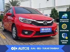 [OLX Autos] Honda Brio 1.2 E Satya A/T 2019 Merah