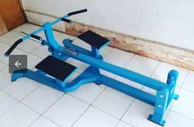 Alat fitnes T- Bar Row buat gym center