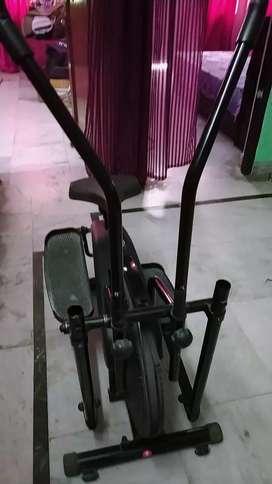 Cosco Cycle cum × trainer