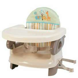 Summer infant booster seat foldable