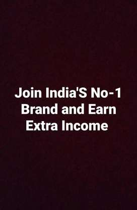 join india's best brand and earn extra income with more benifits
