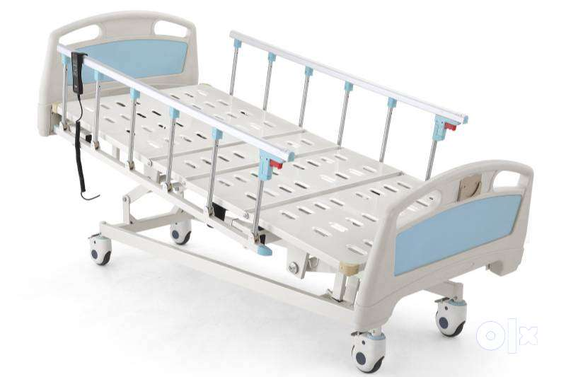 Medical Cot,Hospital bed,medical airbed,Water bed, Semi fowler cot, 0