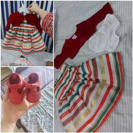 4 pc suit 6 to 9 months