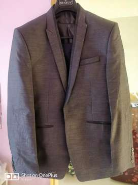 Blackberry Brand 3 piece used one time suits (Size: XL)