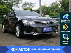 [OLX Autos] Toyota Camry 2.5 V A/T 2015 Hitam