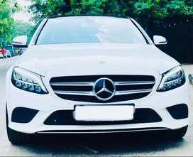 Mercedes-Benz C-Class 220 BlueEfficiency, 2019, Diesel