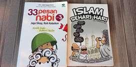 Komik 33 pesan nabi & islam sehari hari
