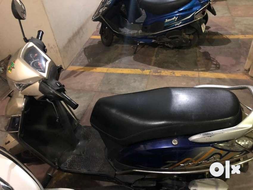 Yamaha alpha dual colour for sale 0