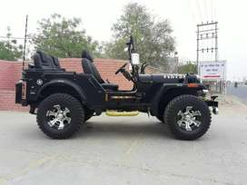 New modfied willys jeeps