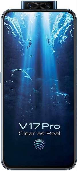 Vivo V17 Pro (Midnight Ocean, 8GB RAM, 128GB Storage)  Its used and re