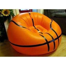 Sofa mebel motif basket