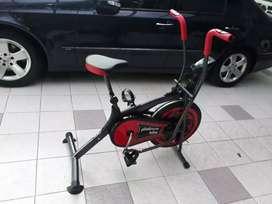 Tl 8207 big Power bike Fitness PLATINUm red