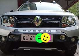 Renault Duster Automatic 2018 Petrol 9000 Km Driven flood repaired