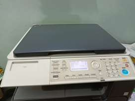 Konika bizhub printer