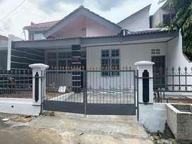 Disewakan Rumah like new lokasi startegis (tanpa makelar)